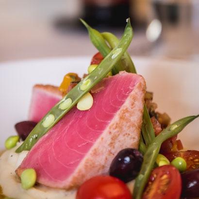 Restaurant La Fenouillere - Plat 1