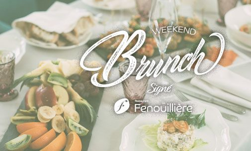 Le « Week End Brunch »