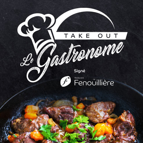 Take Out... Le Gastronome