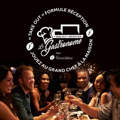 3 Savoureux forfaits Gourmands signés La Fenouillière