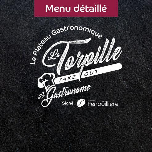 Le Plateau Gastronomique à partager Signé La Fenouillière
